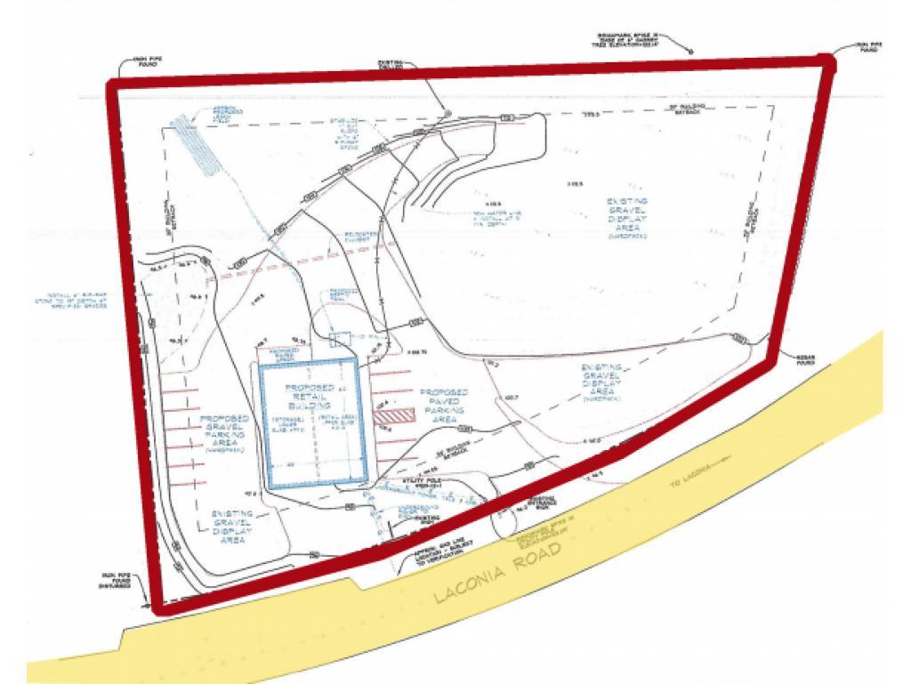 TILTON NH LAND  for sale $169,900