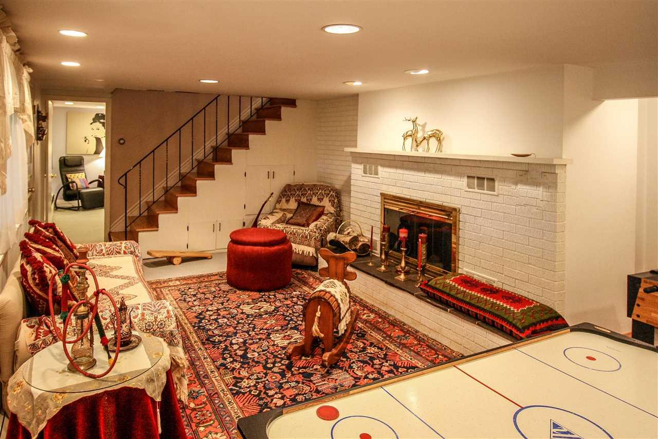 Lower Level family/game room