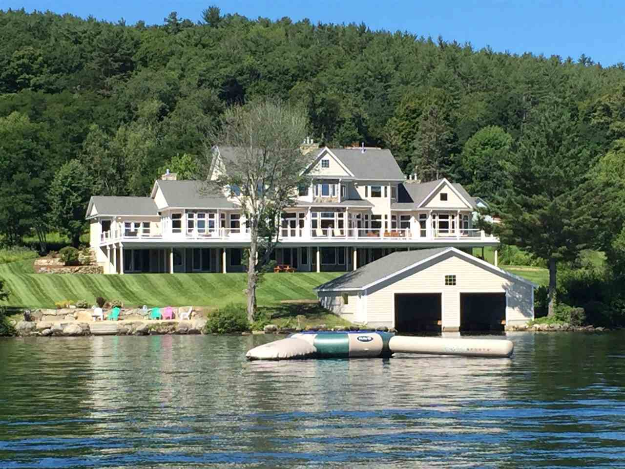 CENTER HARBOR NH  Home for sale $3,295,000