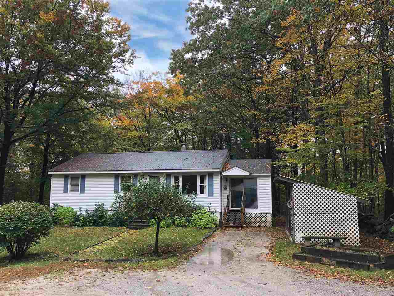 Newbury NH 03255 Home for sale $List Price is $169,000
