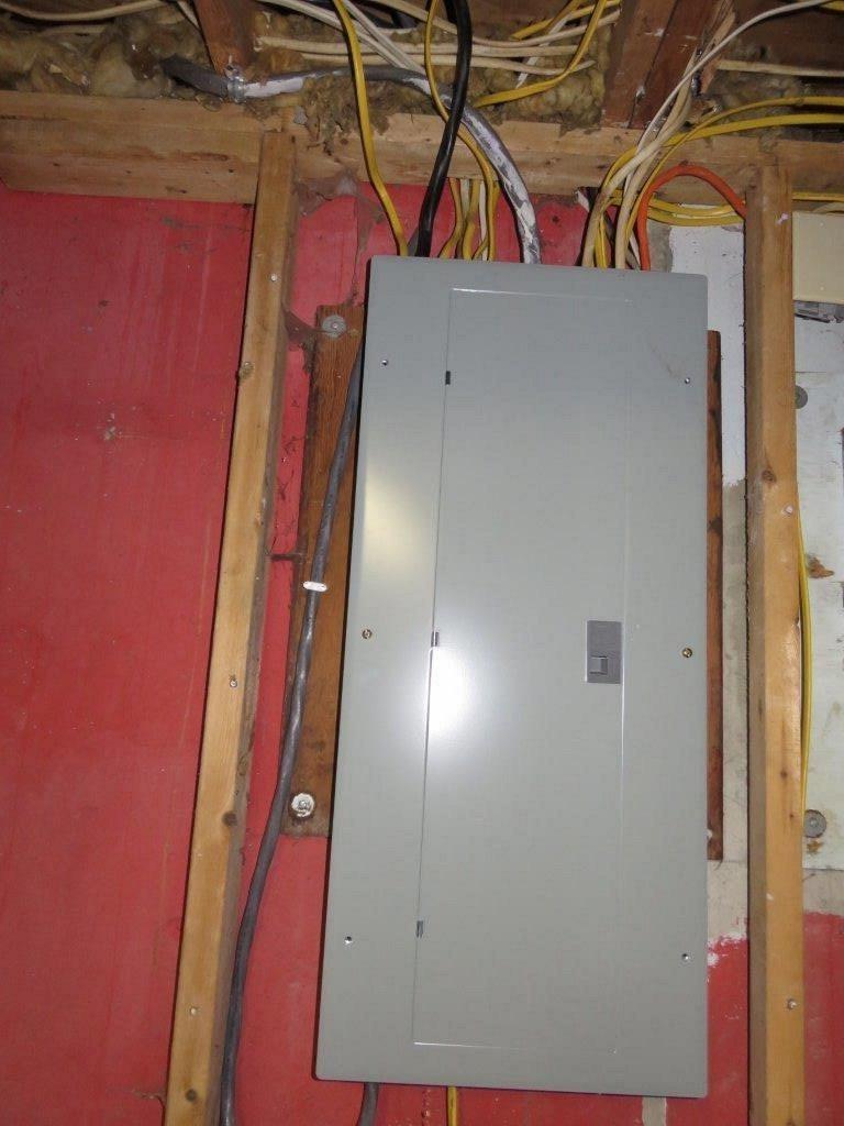new Circuit Breaker Box 12800266