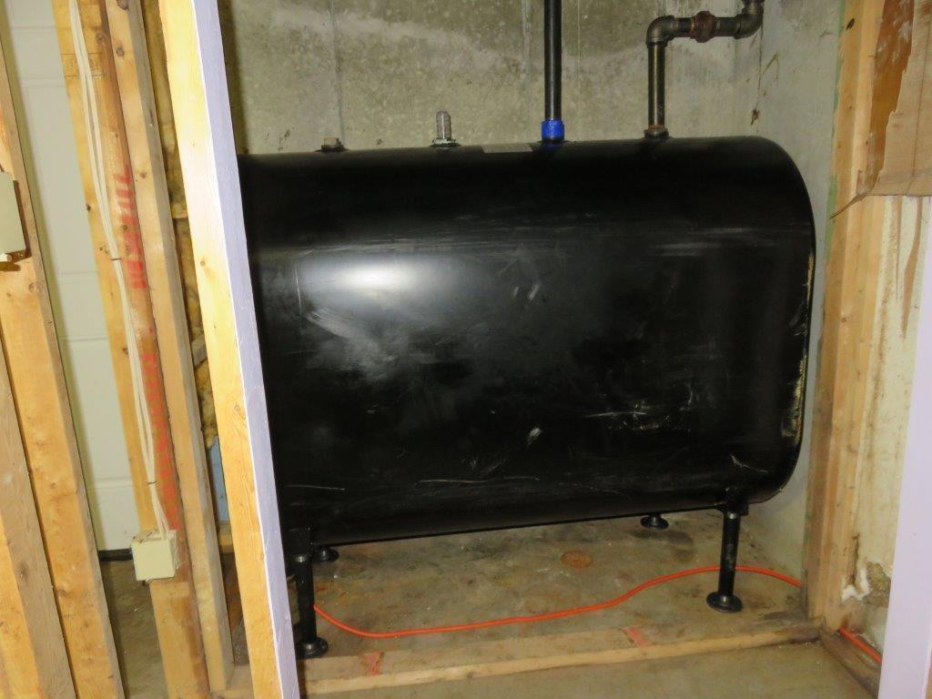 New Oil Tank 12800186