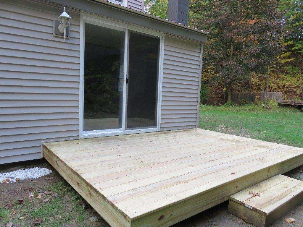 Rear Deck 12800198