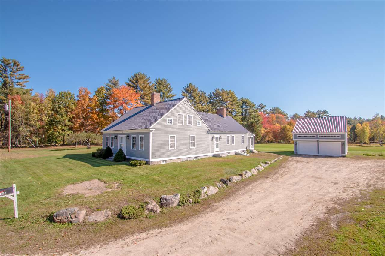 EFFINGHAM NH  Home for sale $439,000