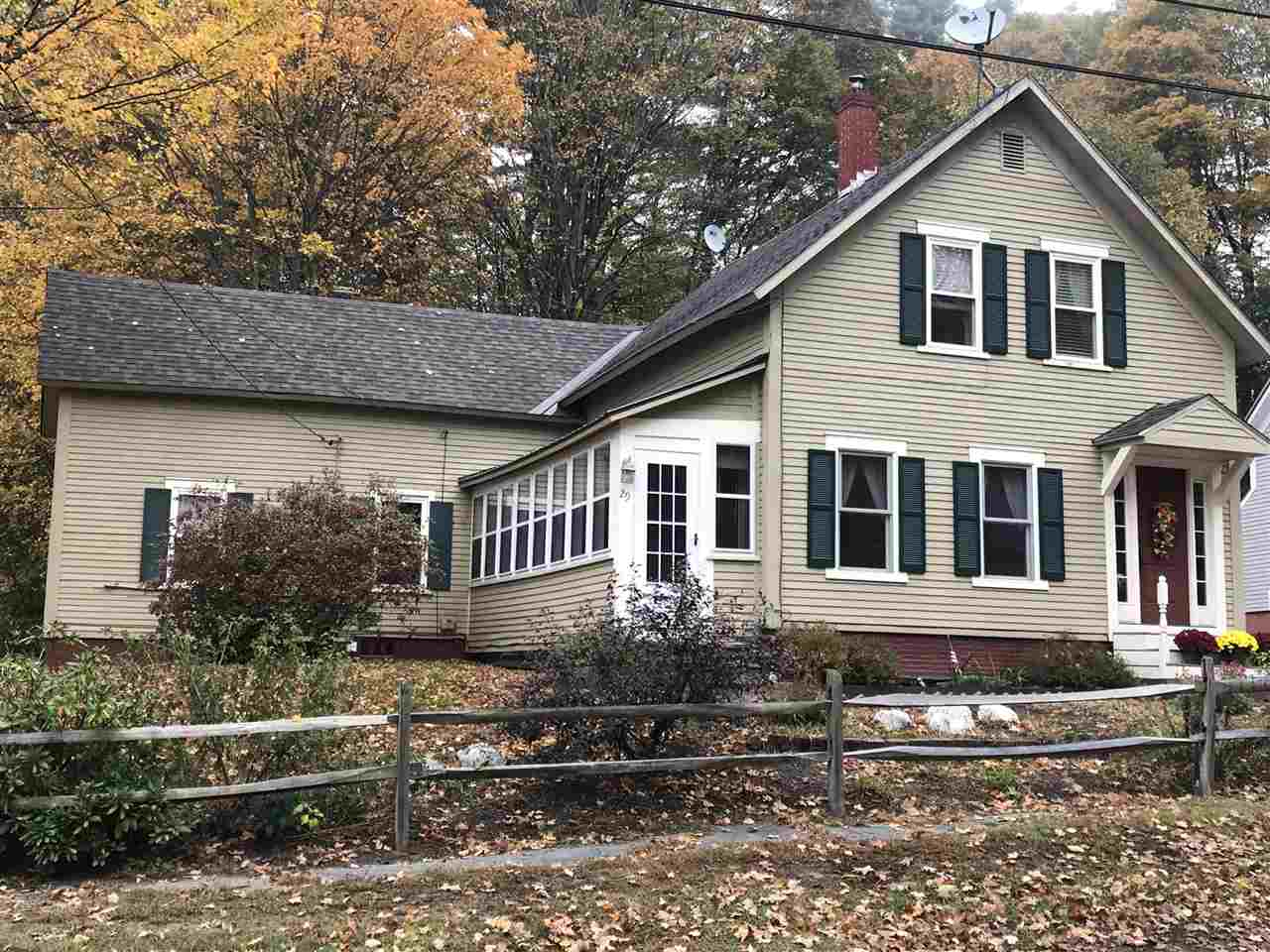 CHARLESTOWN NH Home for sale $$159,900 | $87 per sq.ft.