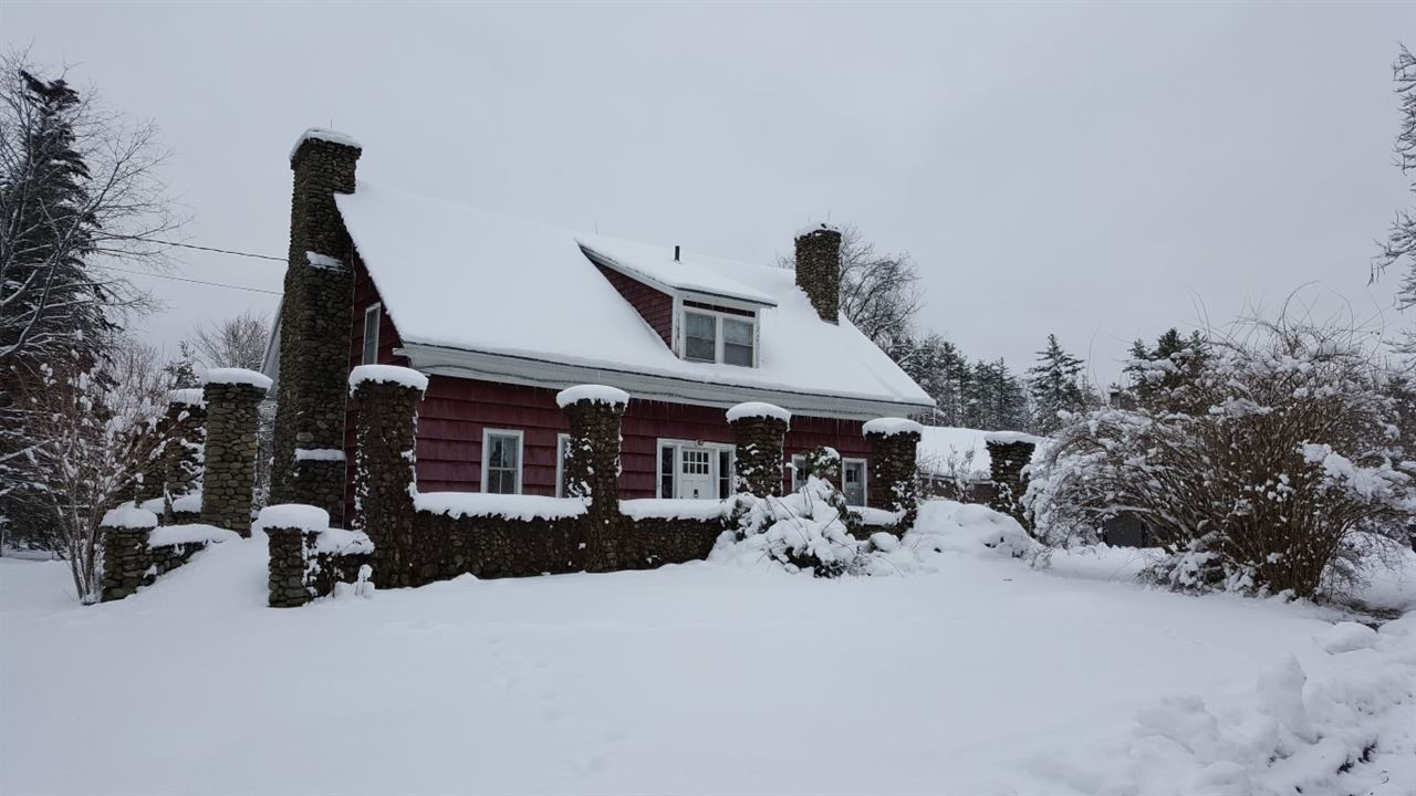 Goshen NH Horse Farm | Property