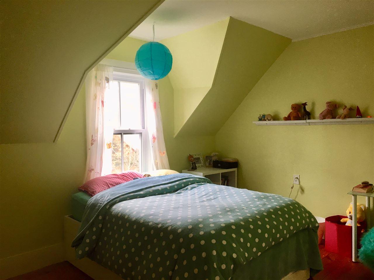 Dramatic Master Bedroom