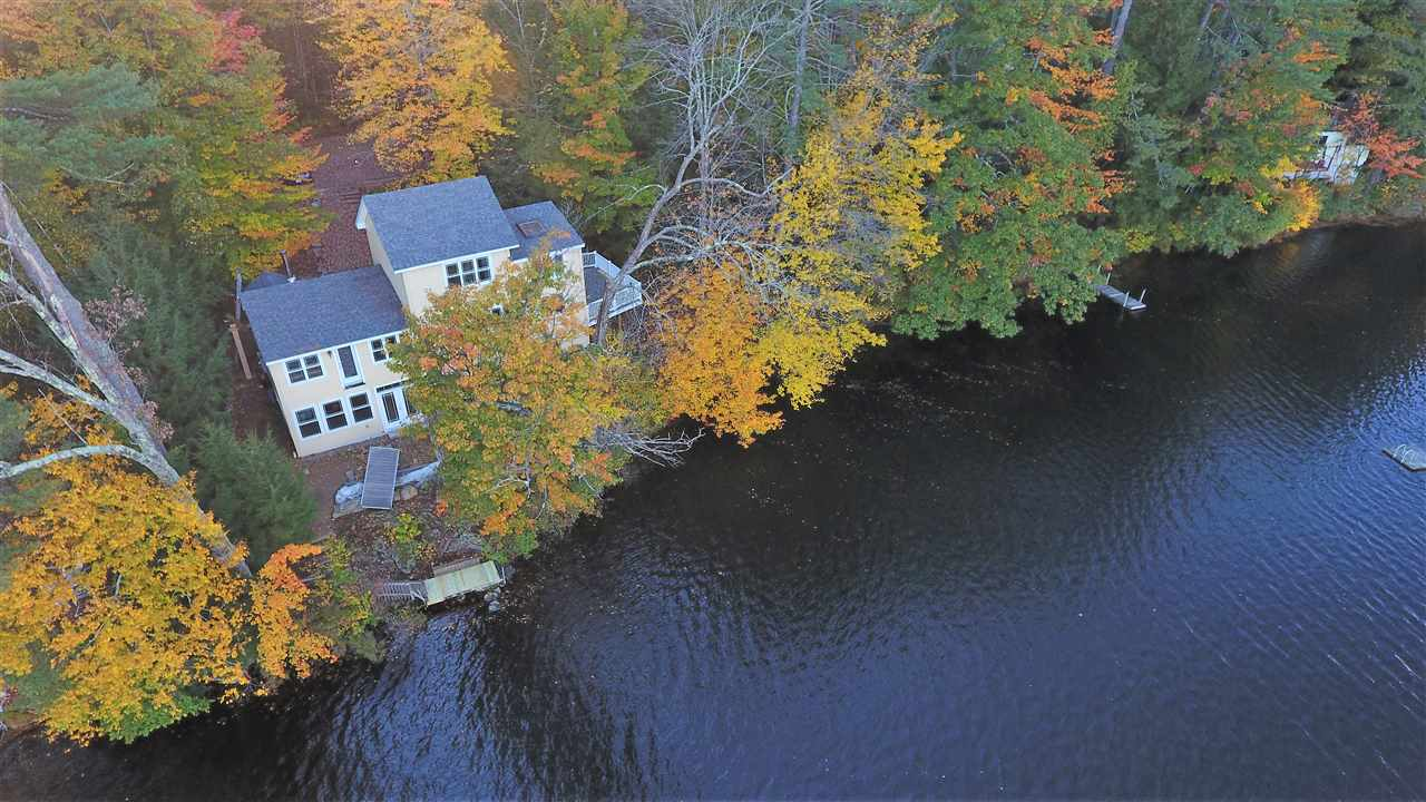 Lake Lake Winona waterfront home for sale in New Hampton