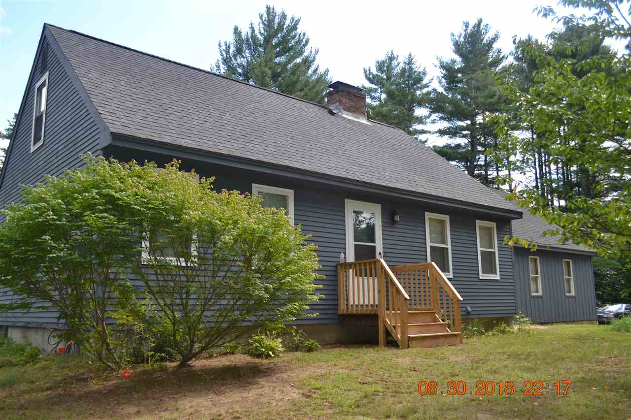 EFFINGHAM NH  Home for sale $220,000