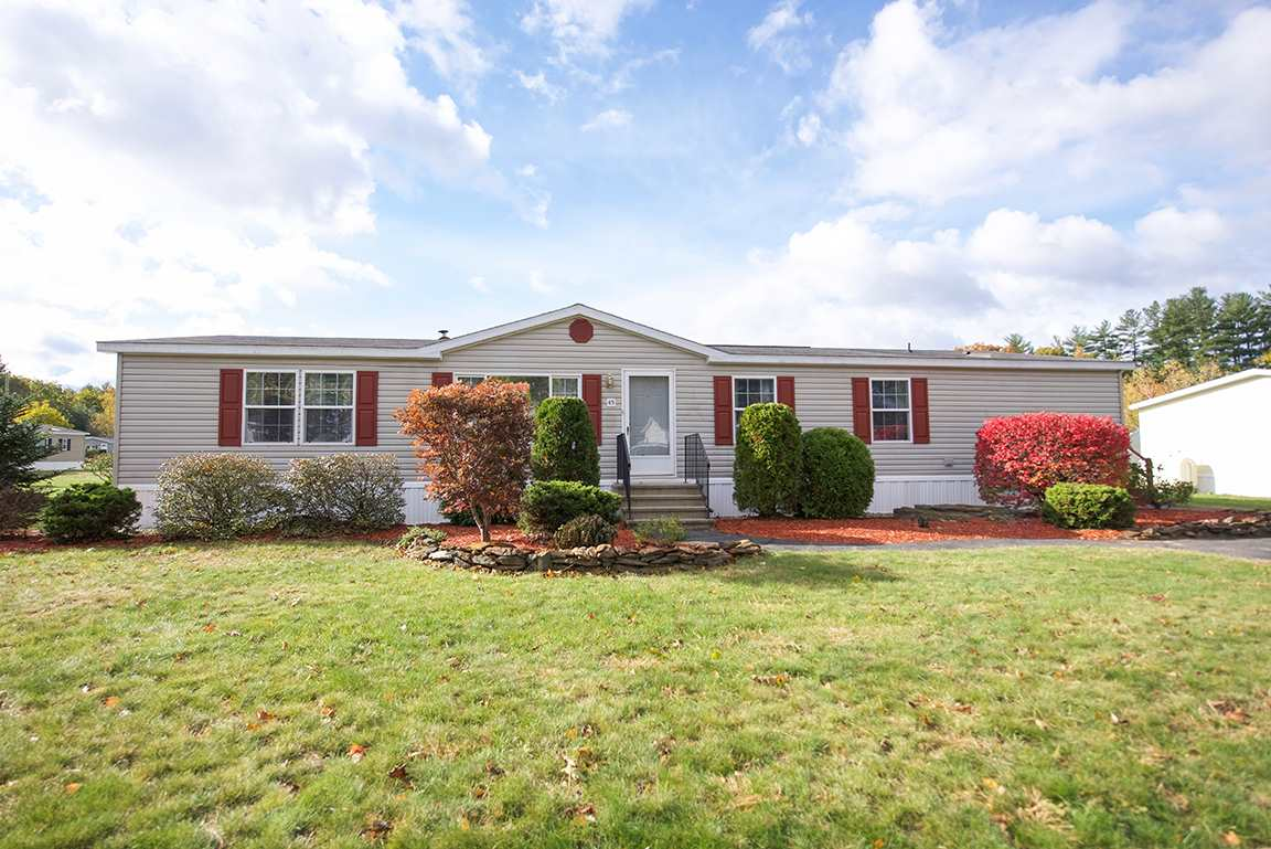 Manufmobile Homes For Sale In Rochester Nh Verani Realty