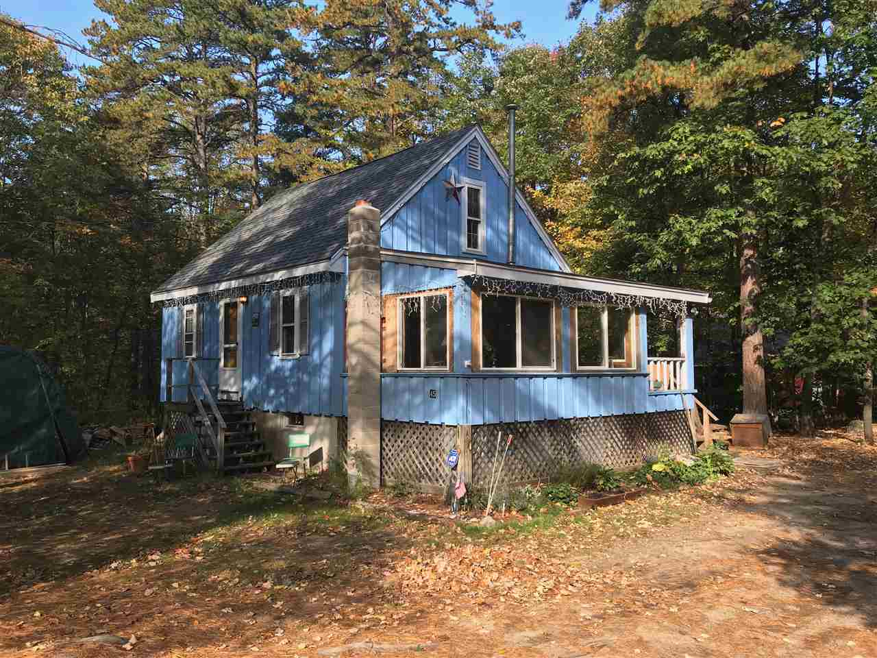 VILLAGE OF CENTER OSSIPEE IN TOWN OF OSSIPEE NH  Home for sale $160,000