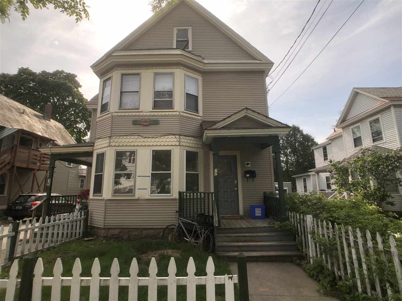 Located on a short one block street between Henry and Loomis Streets, this investment property offers excellent rental history, and solid numbers.  The large first floor unit is leased for the 19-20 school year for $750/bedroom, and includes a washer/dryer in the basement. A new lease is in effect for 20-21 school year for the same rent.  The second floor 1 bedroom unit was updated in 2017 to include new carpet in the bedroom, new laminate flooring in the kitchen and living room, new kitchen counter, and new washer/dryer.  Prime college rental location in the heart of downtown, with exceptional access to campuses, downtown, and UVM Medical Center.  Six approved off street parking spaces, and a large back yard makes it attractive to tenants.