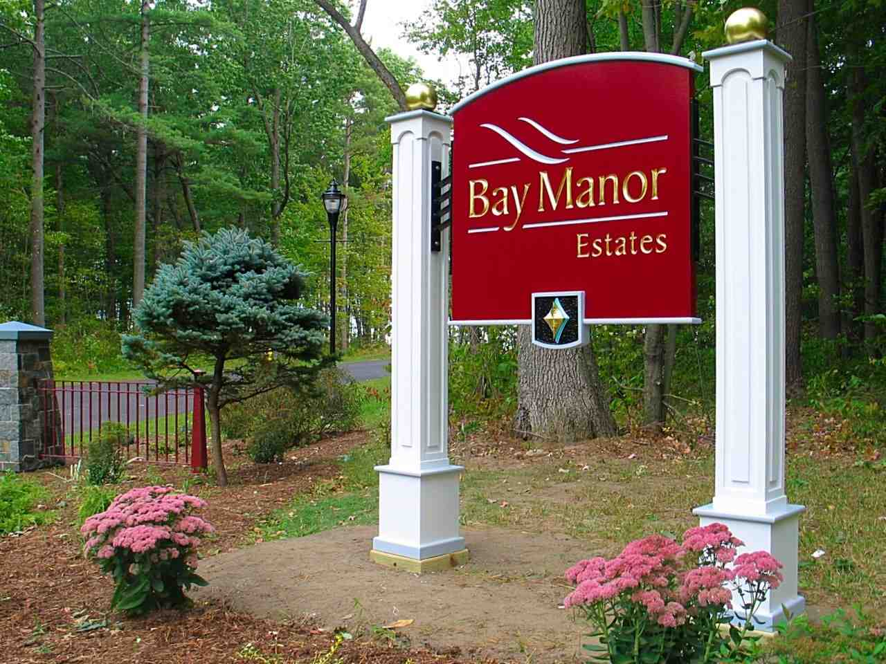 1.51 acre lot in fabulous lakefront, 9-lot subdivision - Bay Manor Estates on Lake Champlain in Colchester. 140 feet of lakeshore - sandy beach, seawall and cement stairs all in place. Town water, septic design, power and natural gas. Beautiful westerly views of the Adirondacks. The right spot to build your dream home and enjoy all the seasons that Vermont has to offer!