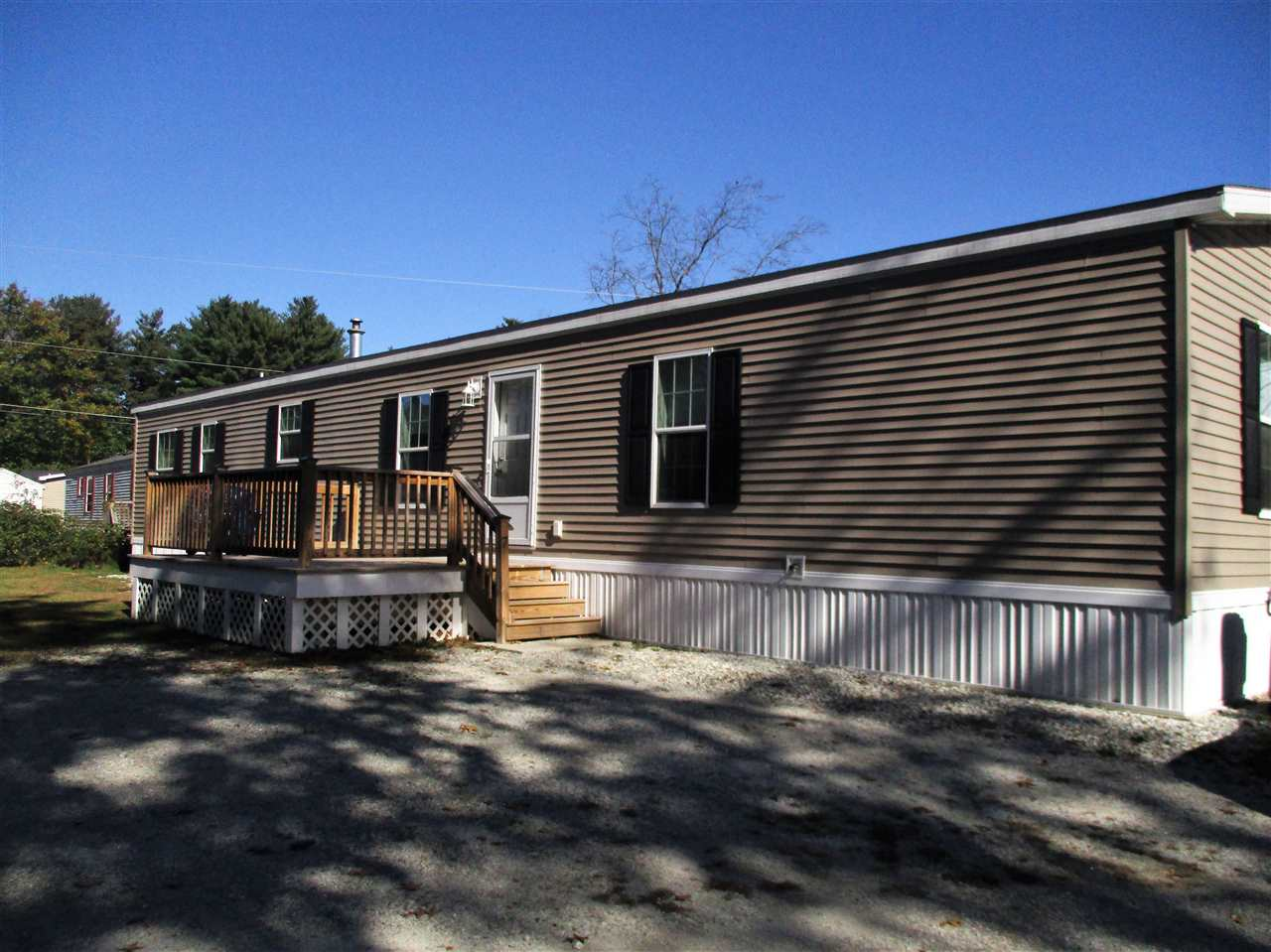 Milford NHMobile-Manufacured Home for sale $List Price is $80,000