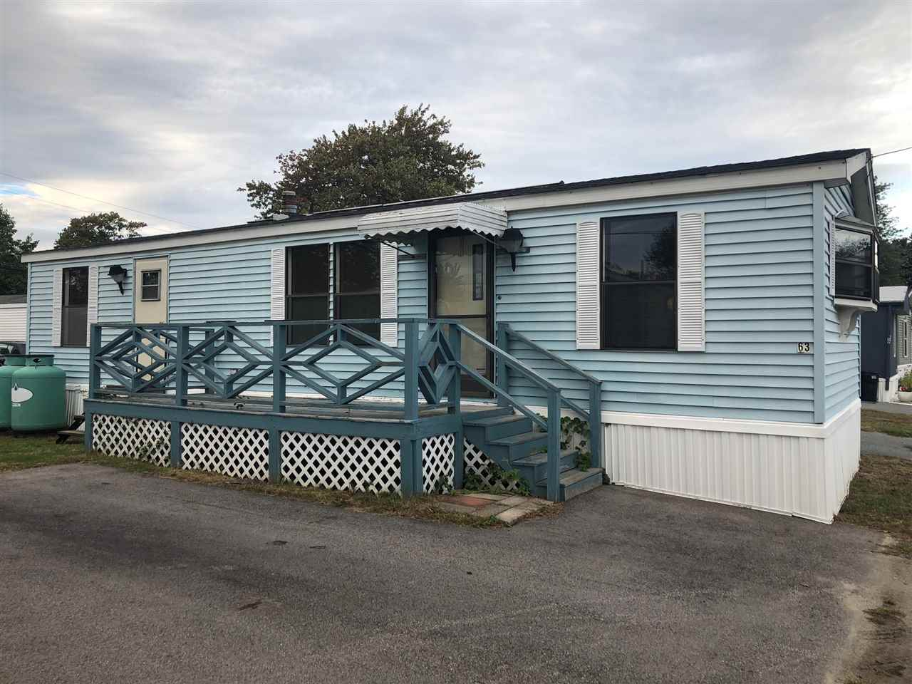 Salem NHMobile-Manufacured Home for sale $List Price is $39,900