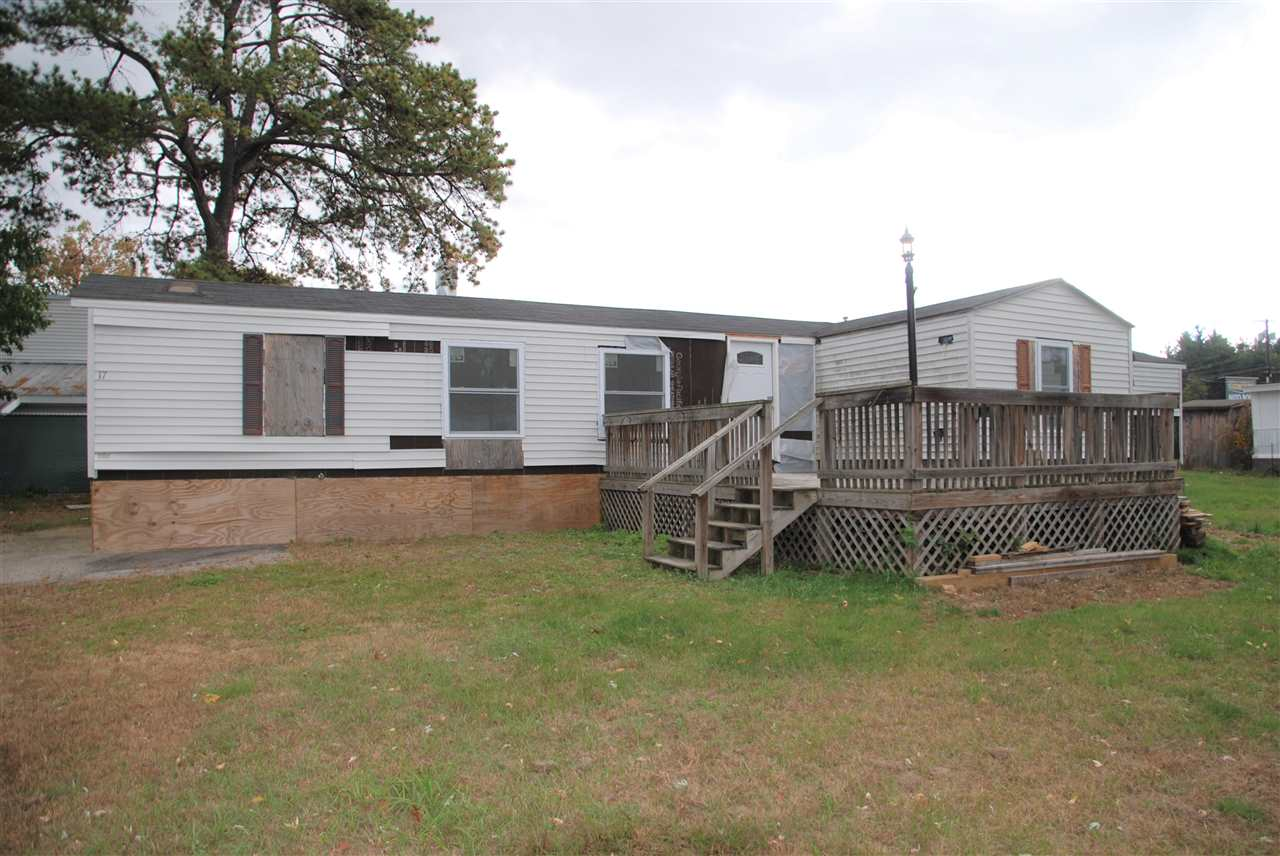Concord NHMobile-Manufacured Home for sale $List Price is $20,000