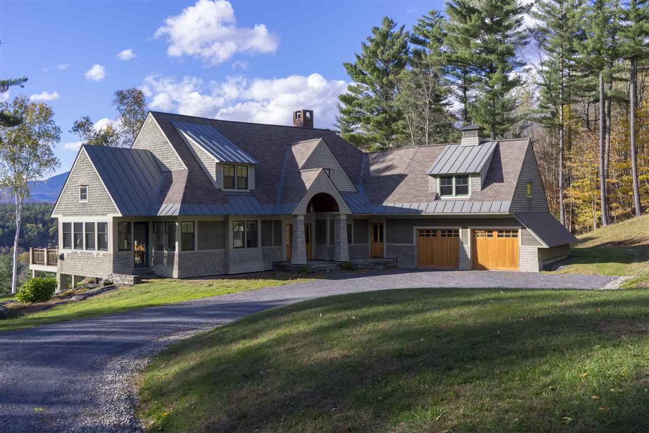 Photo of 201 Taber Hill Road Stowe VT 05672