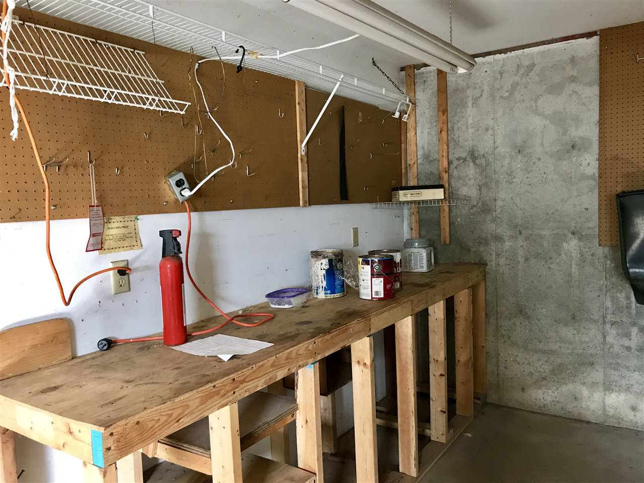 Lots of Space for Your Workshop
