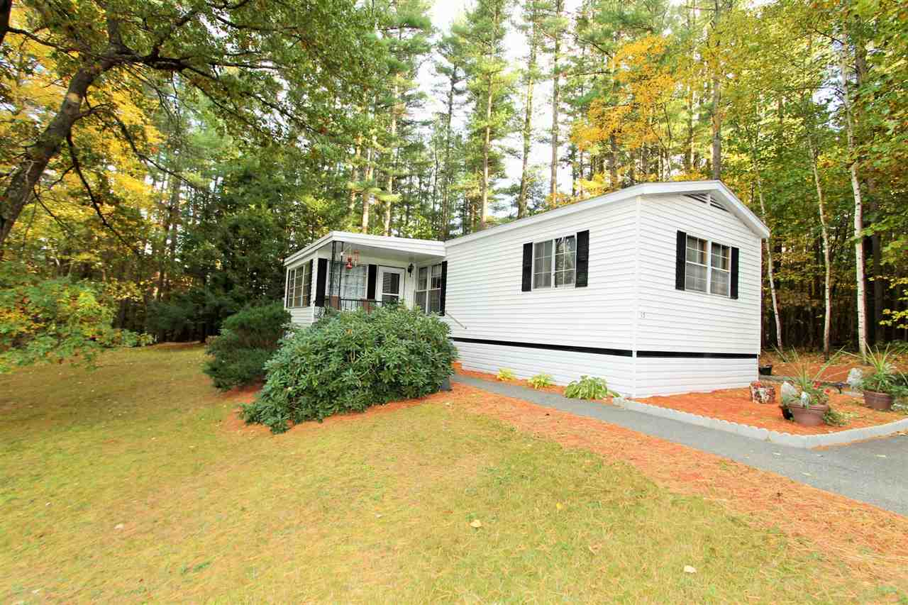 Londonderry NH Mobile-Manufacured Home for sale $List Price is $95,000