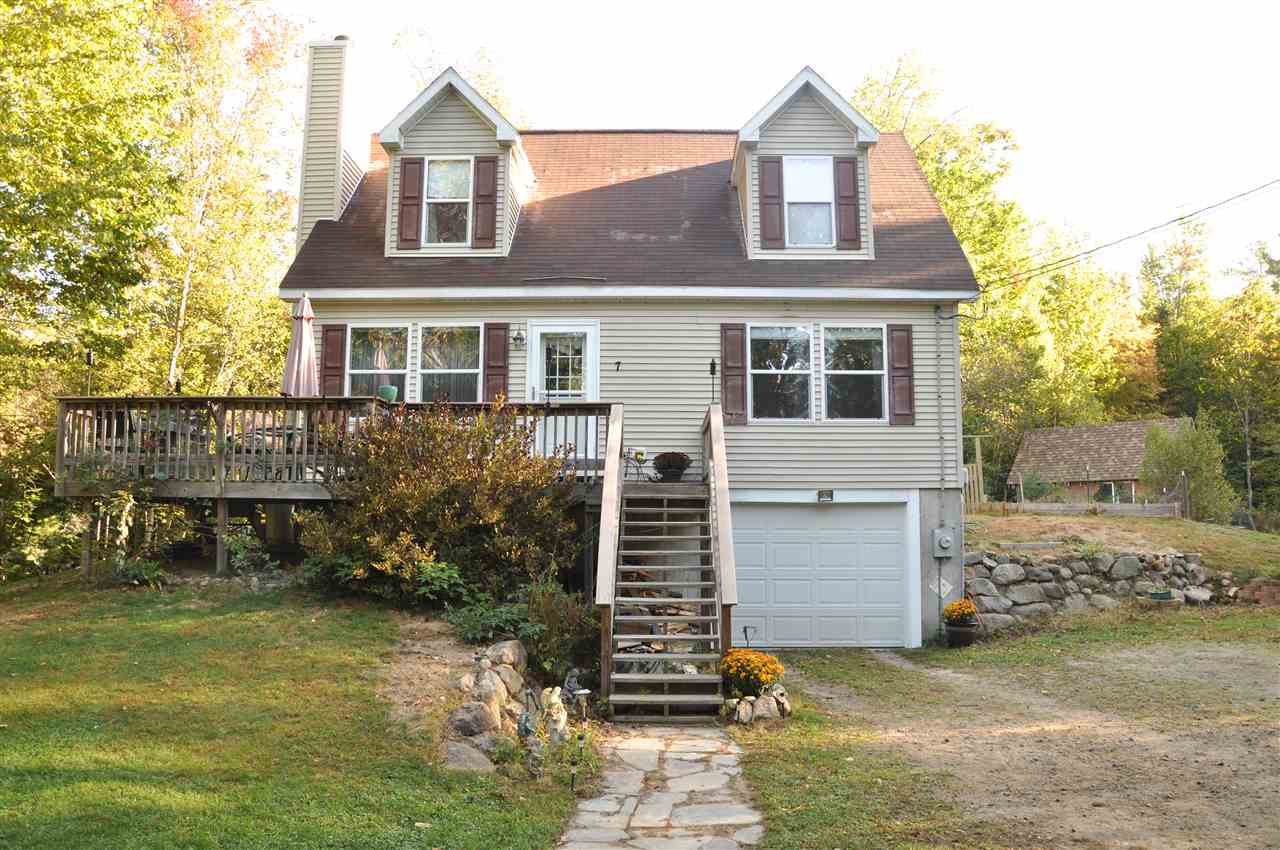 TUFTONBORO NH  Home for sale $234,000