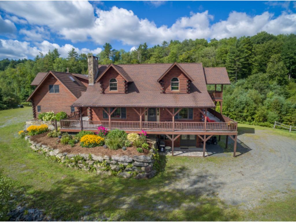 West Fairlee VT Horse Farm | Property  on Beebe