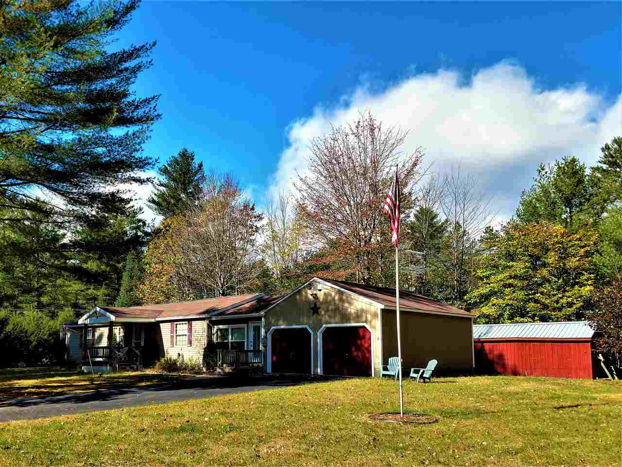 FREEDOM NH  Home for sale $190,000