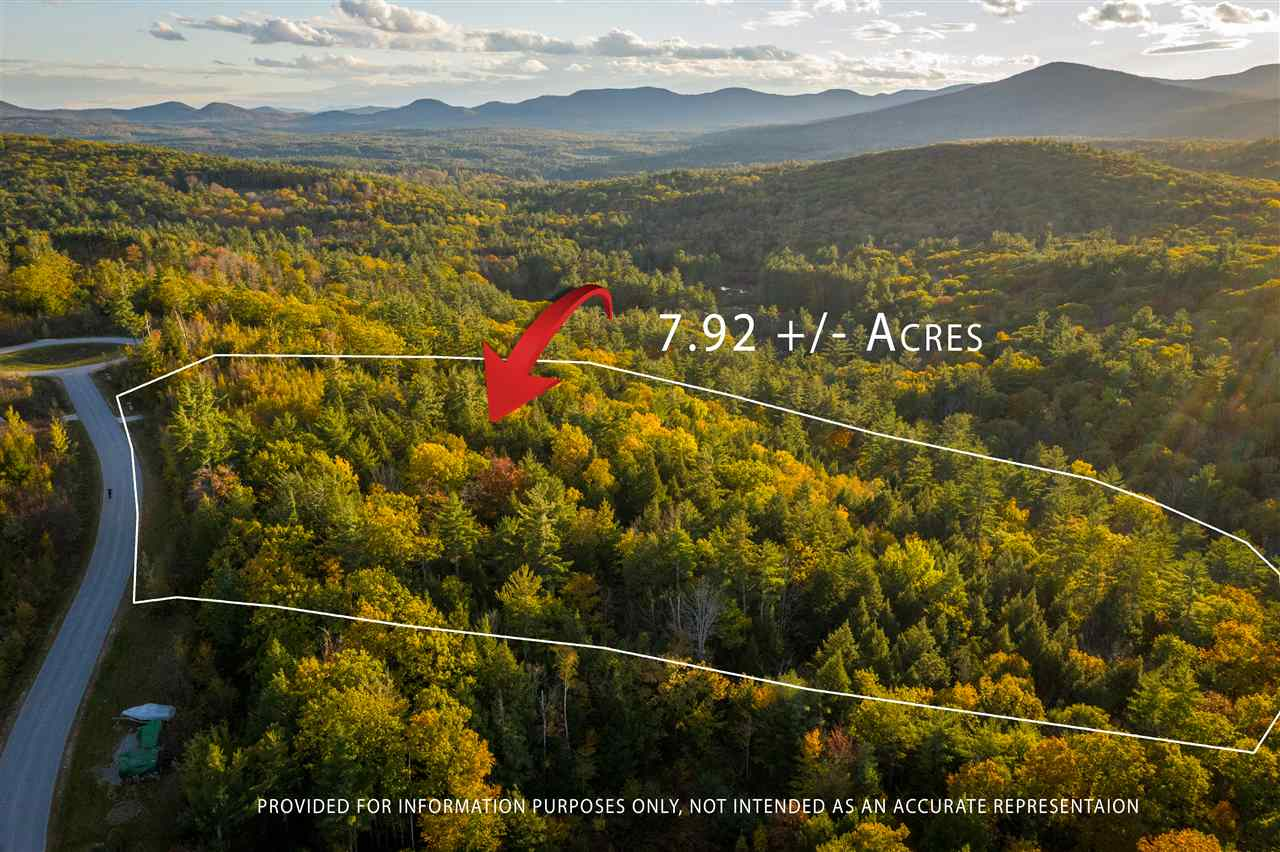 NEWBURY NH LAND  for sale $$139,000 | 7.92 Acres  | Price Per Acre $0