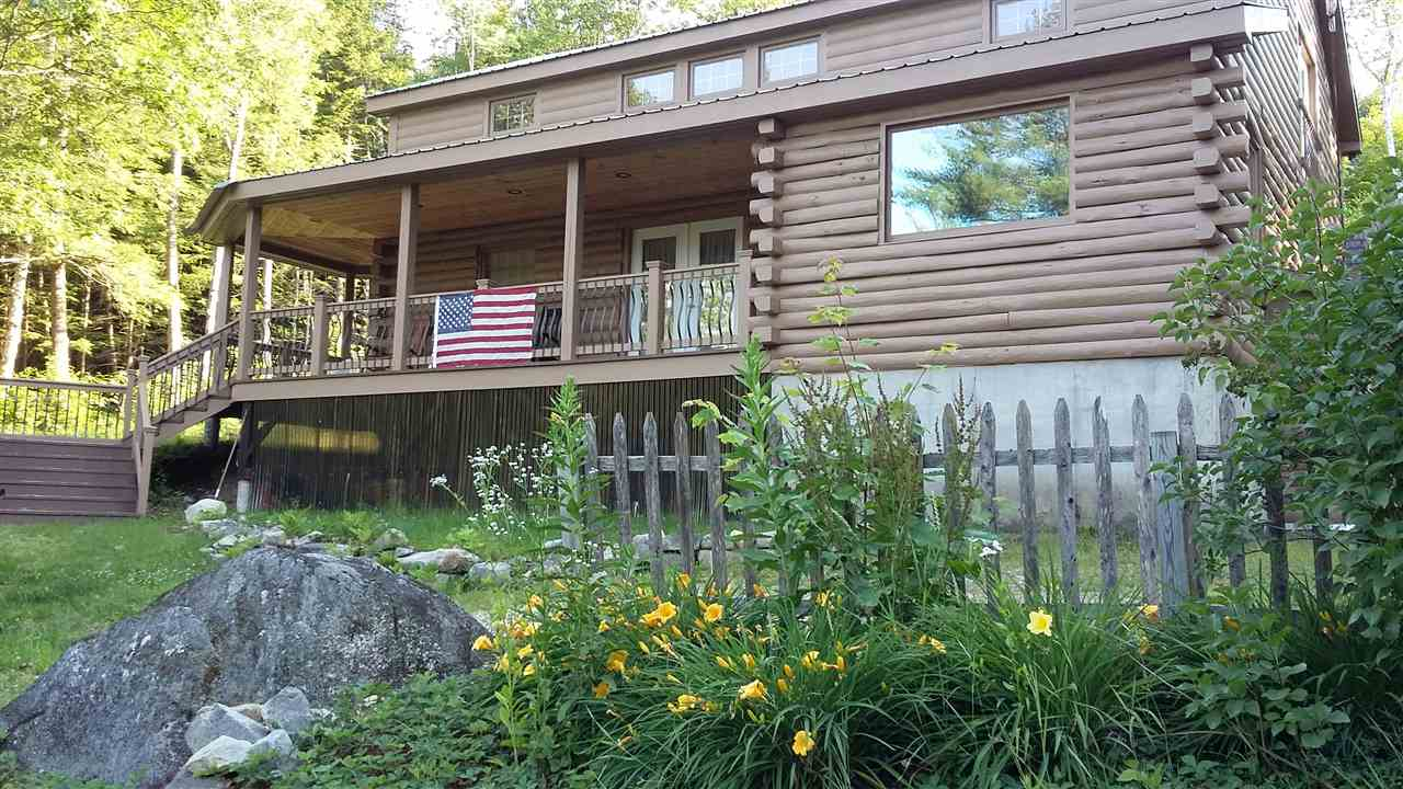 VILLAGE OF WEST OSSIPEE IN TOWN OF OSSIPEE NH  Home for sale $189,000
