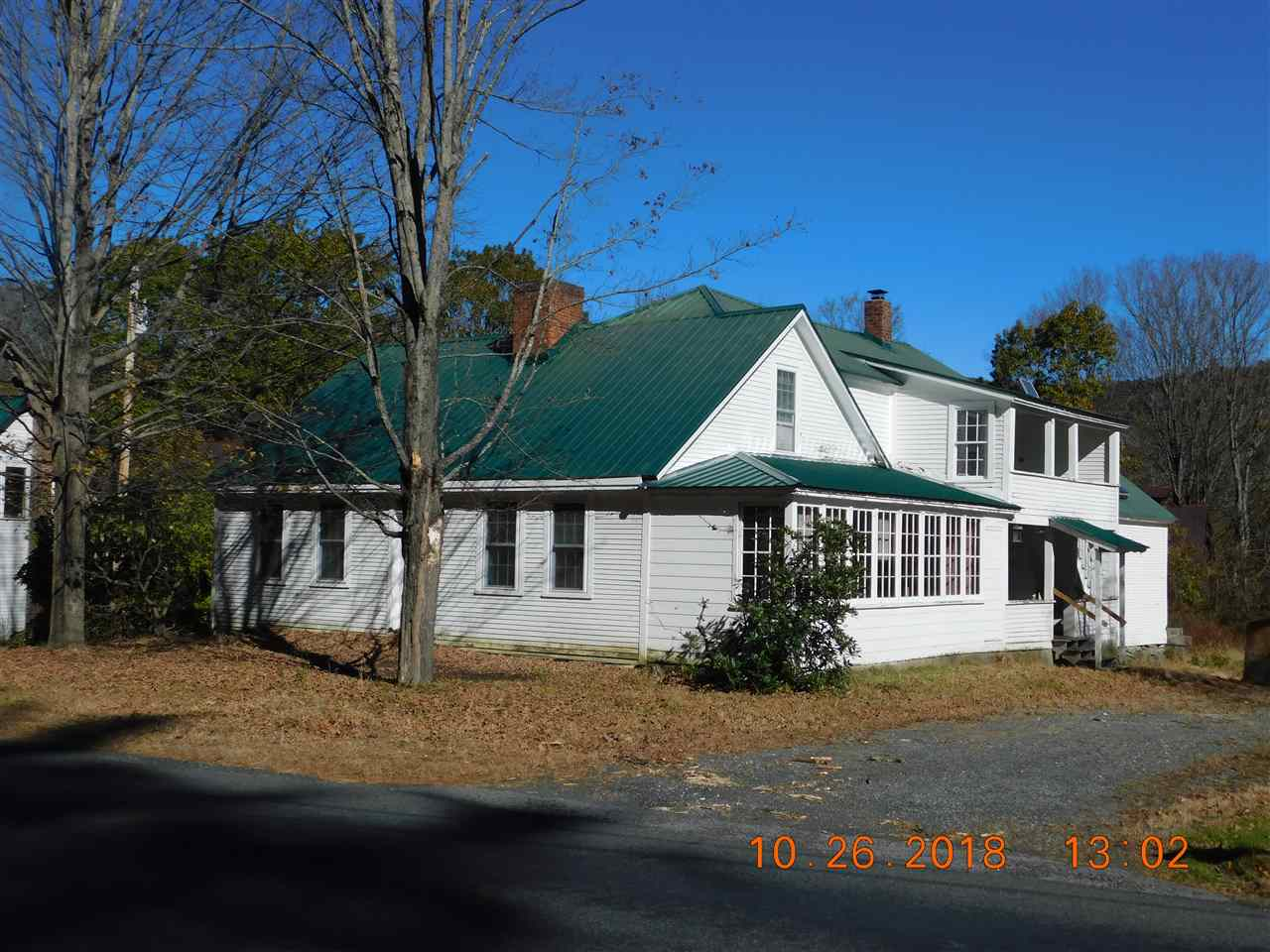 SPRINGFIELD VT Home for sale $$49,500 | $23 per sq.ft.