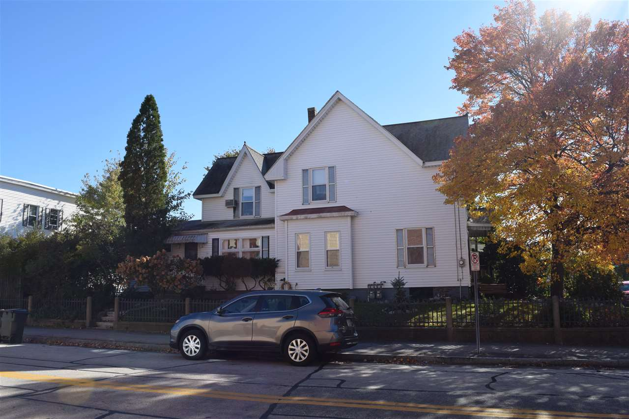 Manchester NH Multi Family for sale $List Price is $209,900