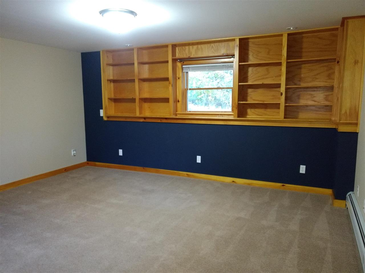 Family Room with Built-Ins in Walk Out Lower Level 12882541