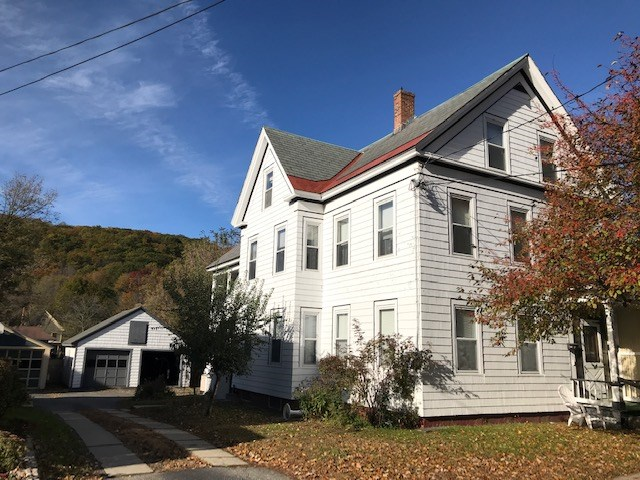 VILLAGE OF BELLOWS FALLS IN TOWN OF ROCKINGHAM VT Multi Family for sale $$118,000 | $36 per sq.ft.