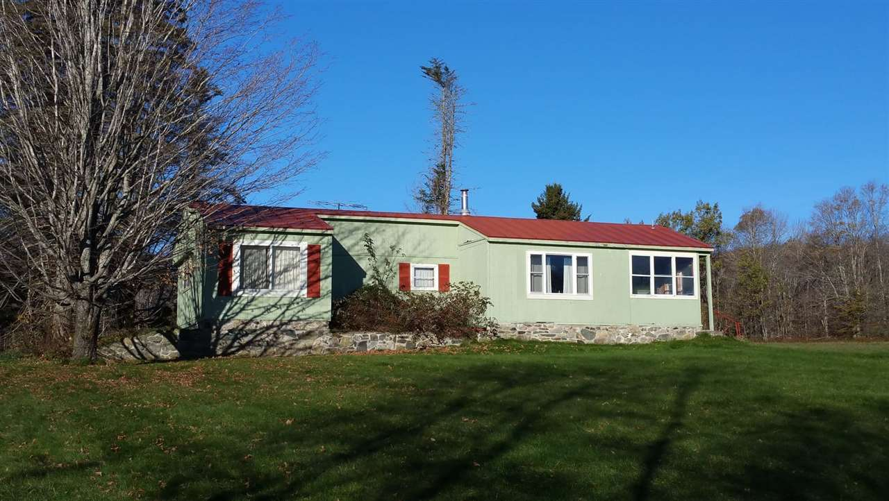 MOUNT HOLLY VT Home for sale $$119,000 | $111 per sq.ft.