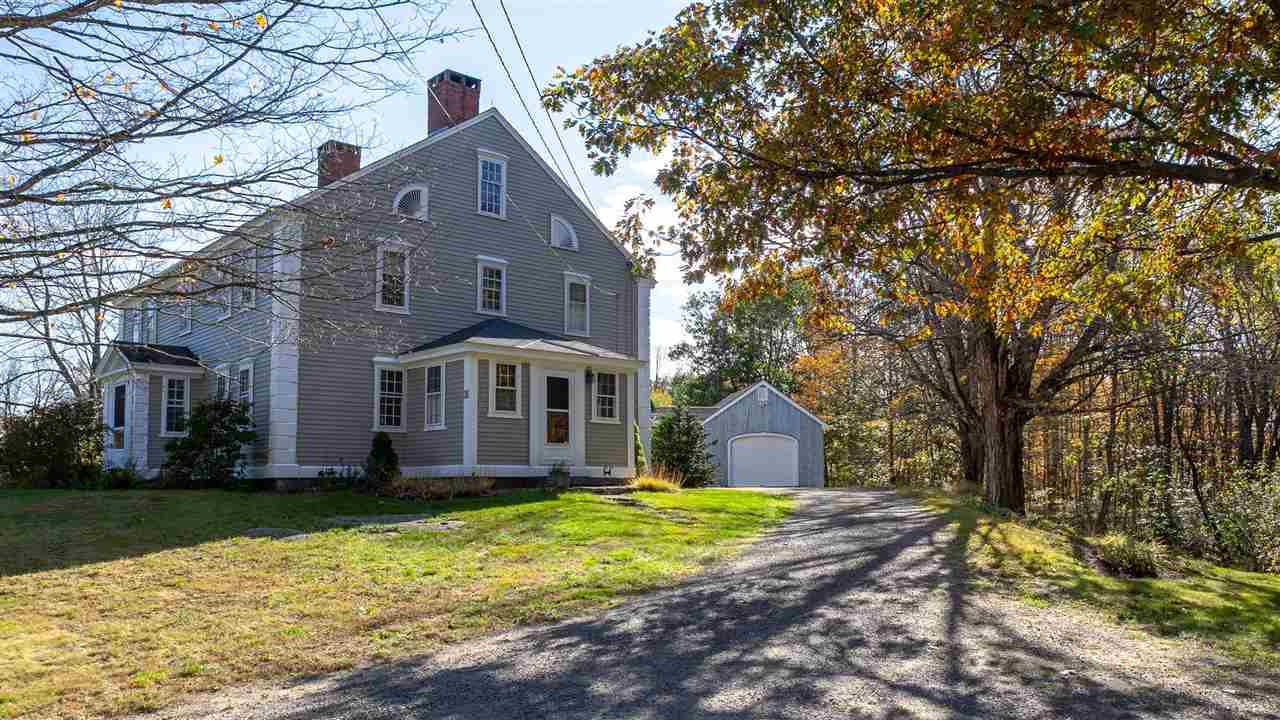 Fitzwilliam NH Horse Farm | Property