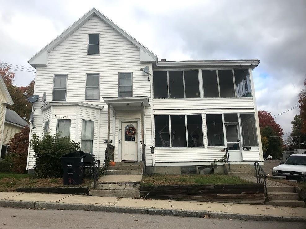 Nashua NH Multi Family for sale $List Price is $250,000