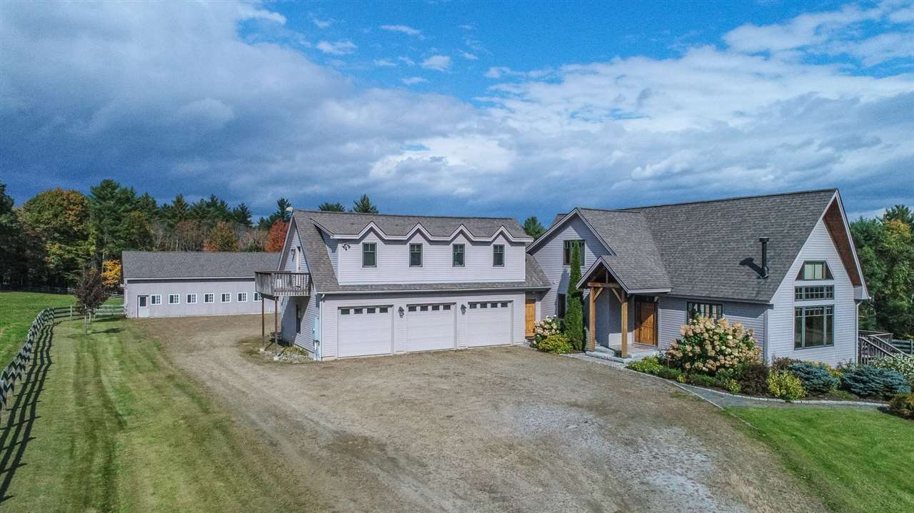 Salisbury NH Horse Farm | Property