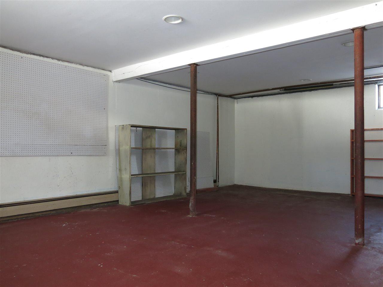 Basement Workshop Space