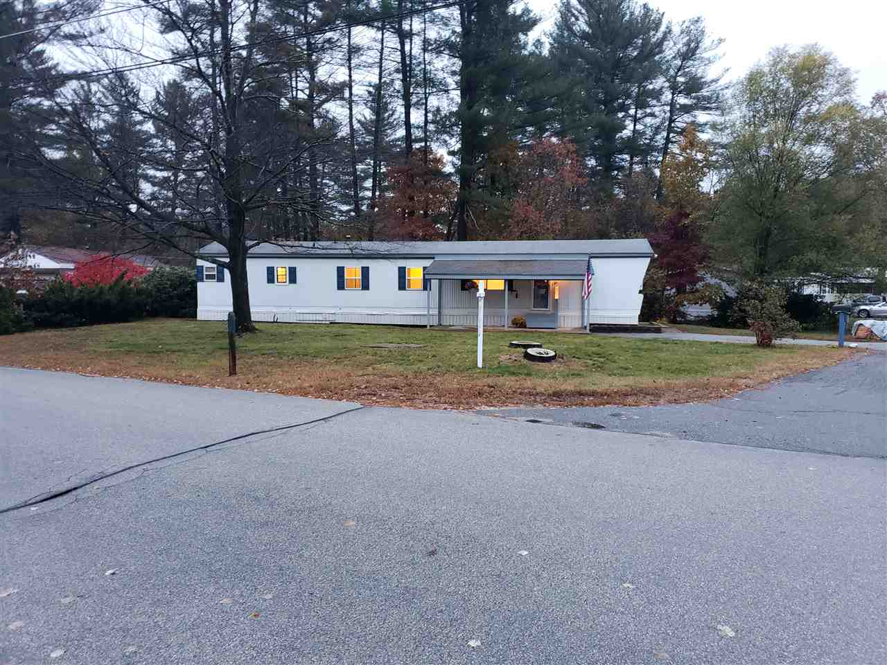 Nashua NH Mobile-Manufacured Home for sale $List Price is $59,900