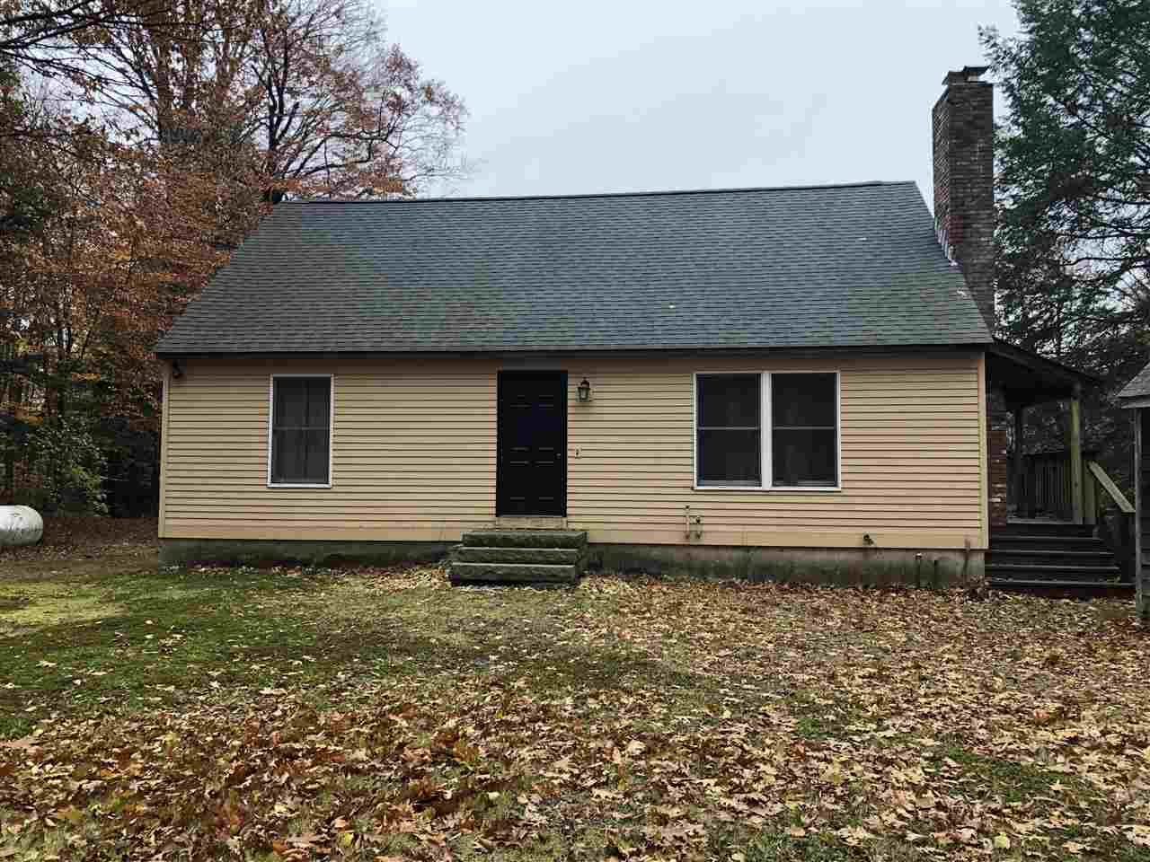 Springfield VT Home for sale $List Price is $189,000
