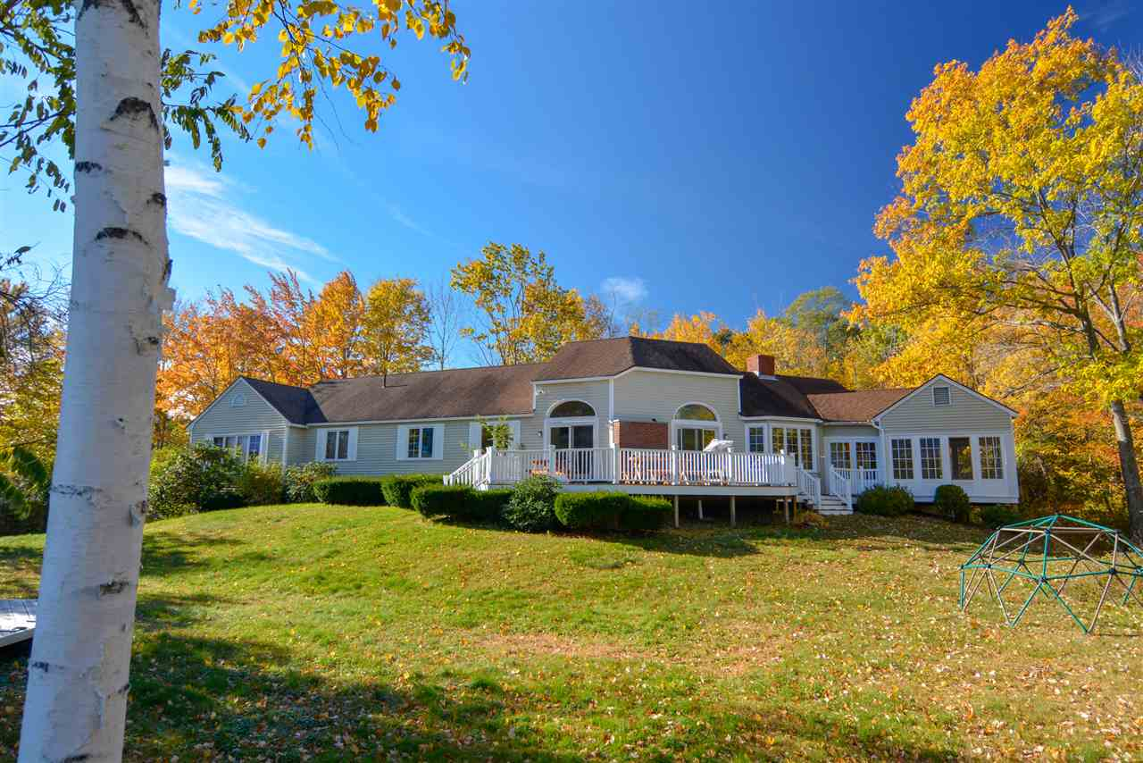 Lake Opechee waterfront home for sale in Laconia