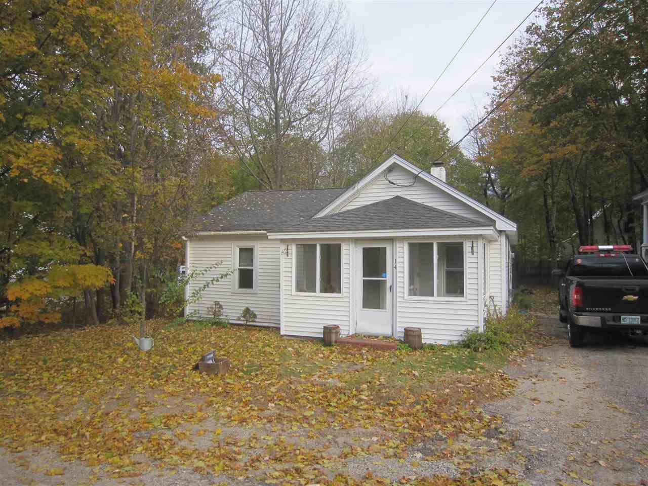 OSSIPEE NH  Home for sale $129,900
