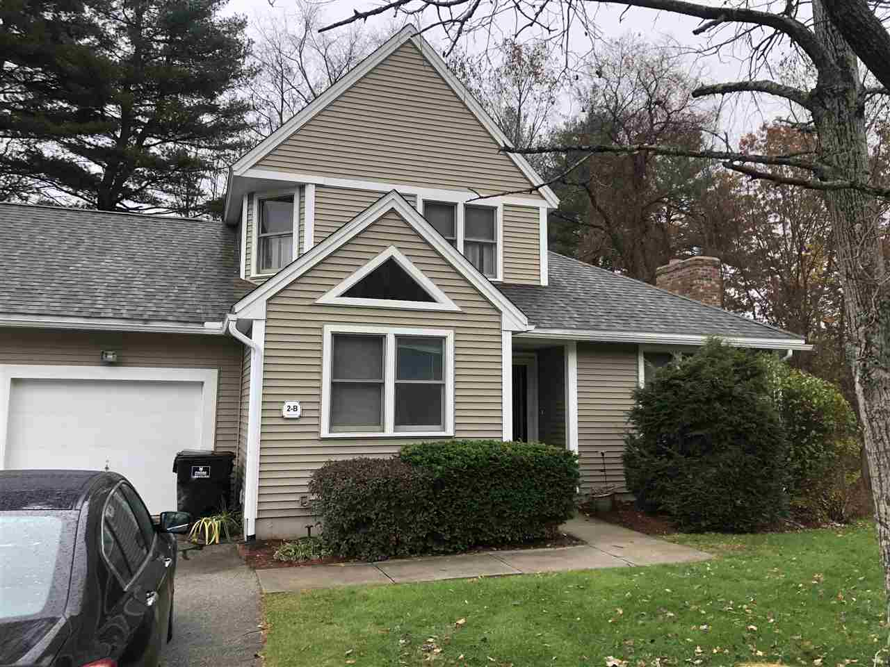 Goffstown NHCondo for sale $List Price is $274,900
