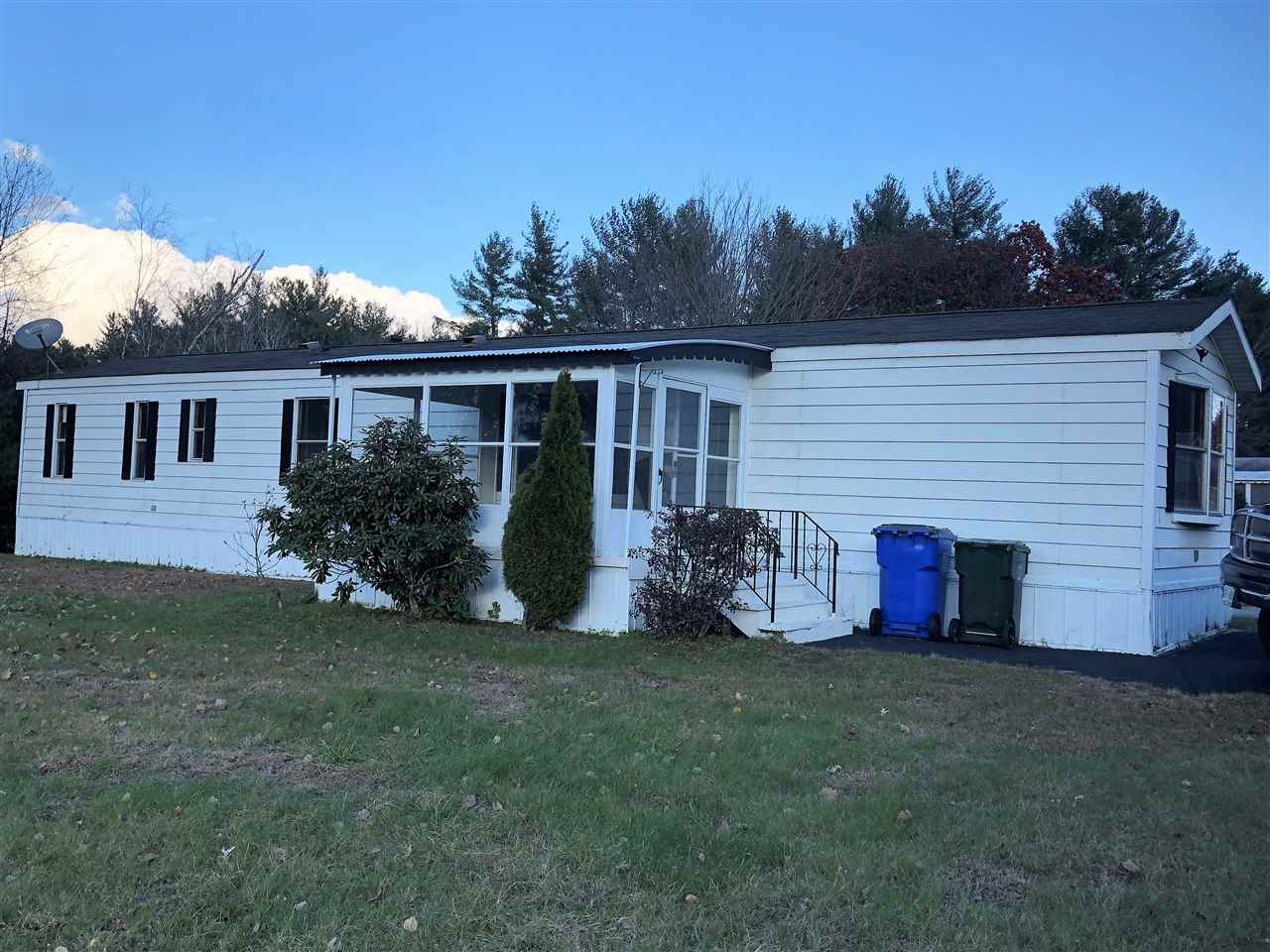 Londonderry NH Mobile-Manufacured Home for sale $List Price is $65,000