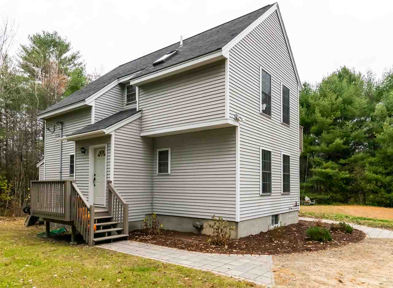 TUFTONBORO NH  Home for sale $239,000