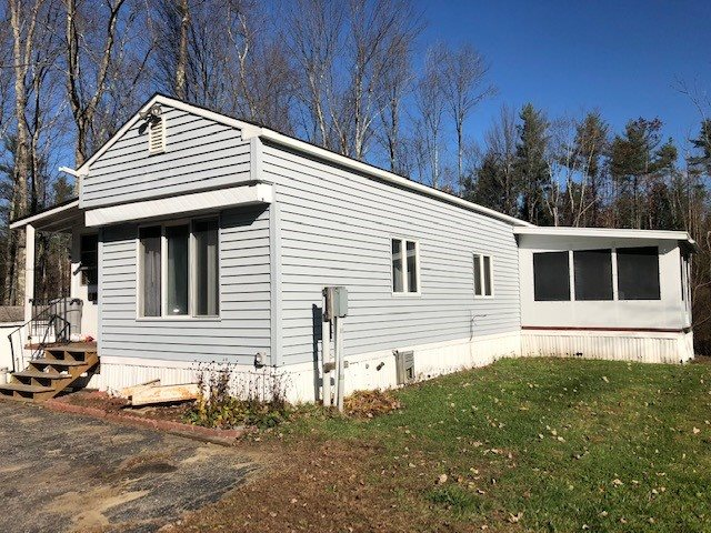 Pembroke NH Mobile-Manufacured Home for sale $List Price is $15,000