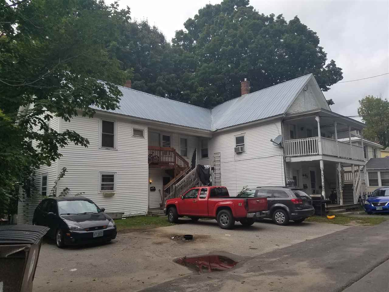 Claremont NH 03603 Multi Family for sale $List Price is $129,900