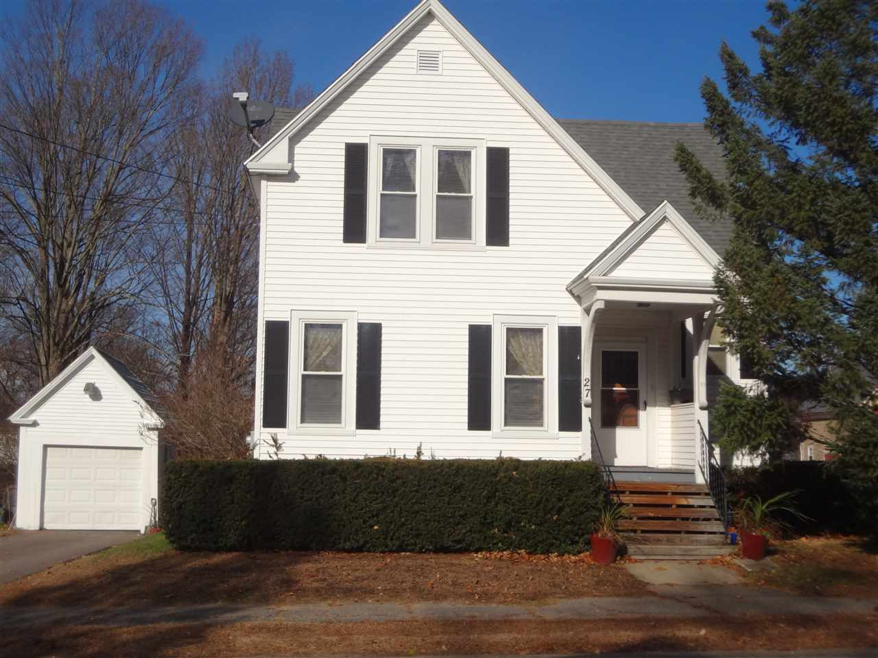 Photo of 27 Lincoln Street Laconia NH 03246