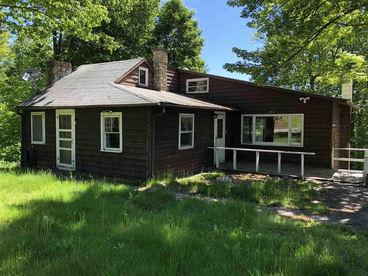 Moultonborough NHHome for sale $$149,000 $135 per sq.ft.