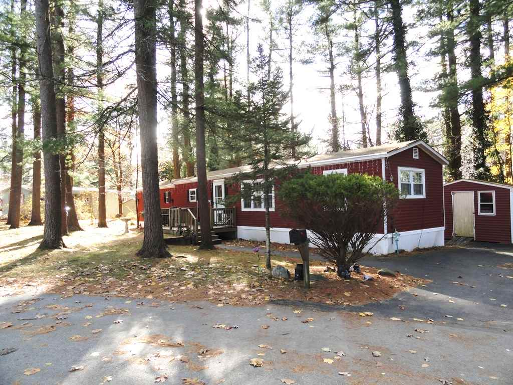 Nashua NH Mobile-Manufacured Home for sale $List Price is $48,000