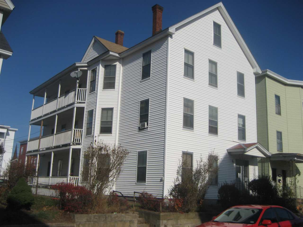 image of Manchester NH  3 Unit Multi Family | sq.ft. 5928